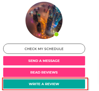 Write a review button on profiel.png
